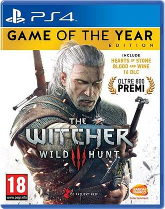 The Witcher 3 - Wild Hunt (Game of the Year Edition)