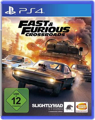 Fast & Furiuos Crossroads (German Edition)