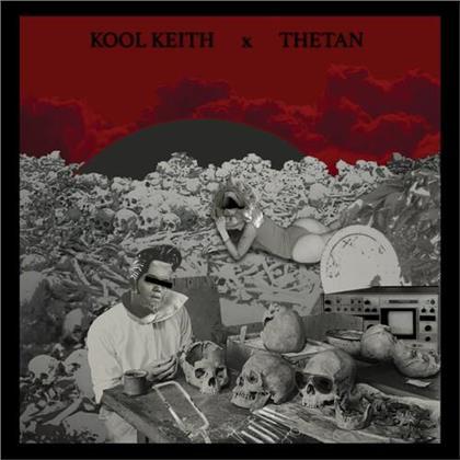 Kool Keith & X Thetan - Space Goretex (LP)
