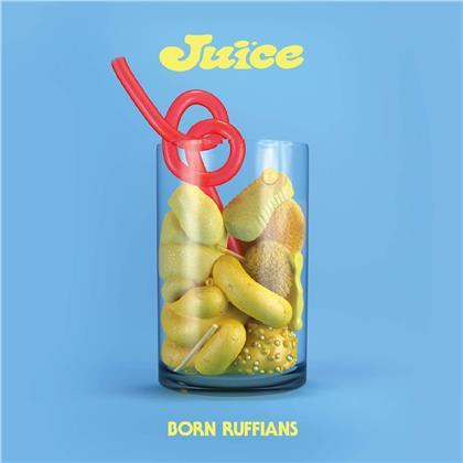 Born Ruffians - Juice (Yellow Vinyl, LP)