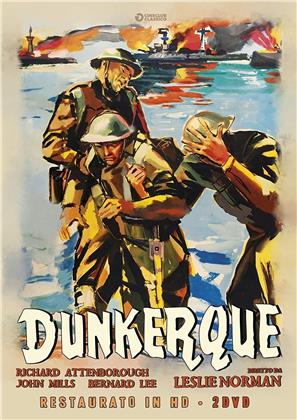 Dunkerque (1958) (Cineclub Classico, restaurato in HD, s/w, 2 DVDs)