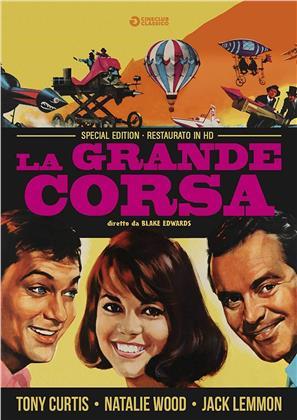 La grande corsa (1965) (Cineclub Classico, Restaurato in HD, Edizione Speciale)