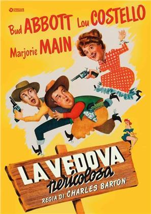 La vedova pericolosa (1947) (Cineclub Classico, n/b)