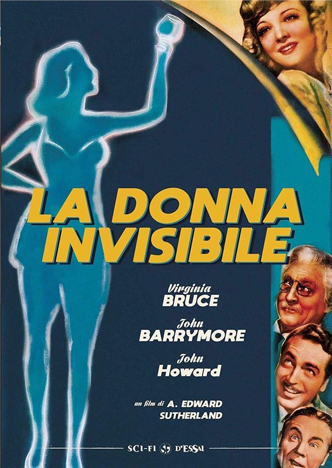 La donna invisibile (1940) (Sci-Fi d'Essai, restaurato in HD, s/w)