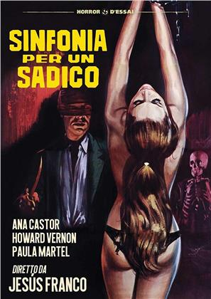 Sinfonia per un sadico (1962) (Horror d'Essai, restaurato in HD, s/w)