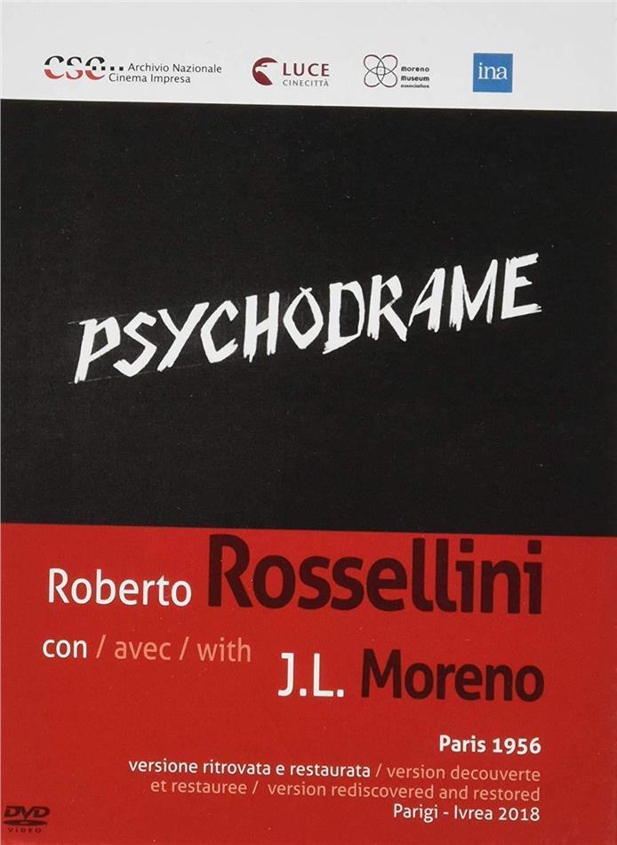 Psycodrame - Versione Ritrovata e Restaurata (1956) (n/b)