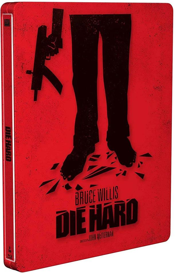 Die Hard - Trappola di Cristallo (1988) (Limited Edition, Steelbook)