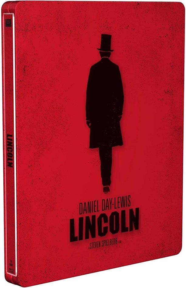 Lincoln (2012) (Limited Edition, Steelbook)