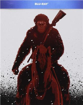 The War - Il pianeta delle scimmie (2017) (Edizione Limitata, Steelbook)