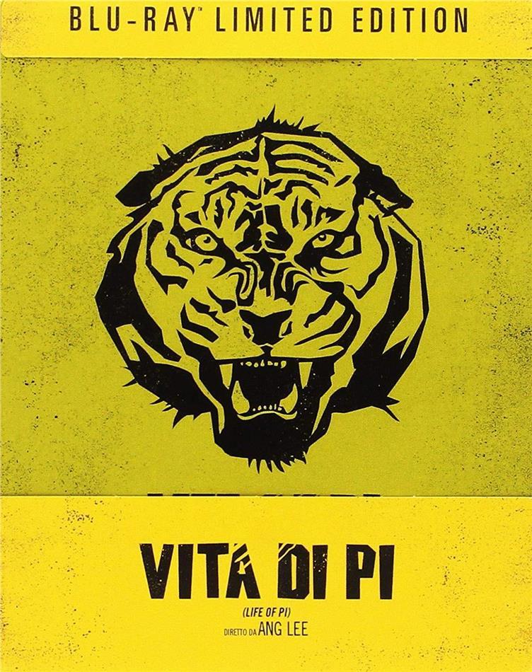 Vita di Pi (2012) (Edizione Limitata, Steelbook)