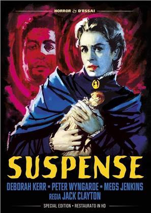 Suspense (1961) (Horror d'Essai, restaurato in HD, s/w, Special Edition)