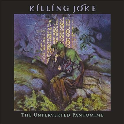 Killing Joke - Unperverted Pantomime (2020 Reissue, Gatefold, Purple Vinyl, 2 LPs)