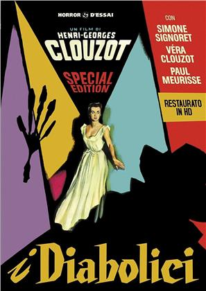 I diabolici (1955) (Horror d'Essai, restaurato in HD, s/w, Special Edition)