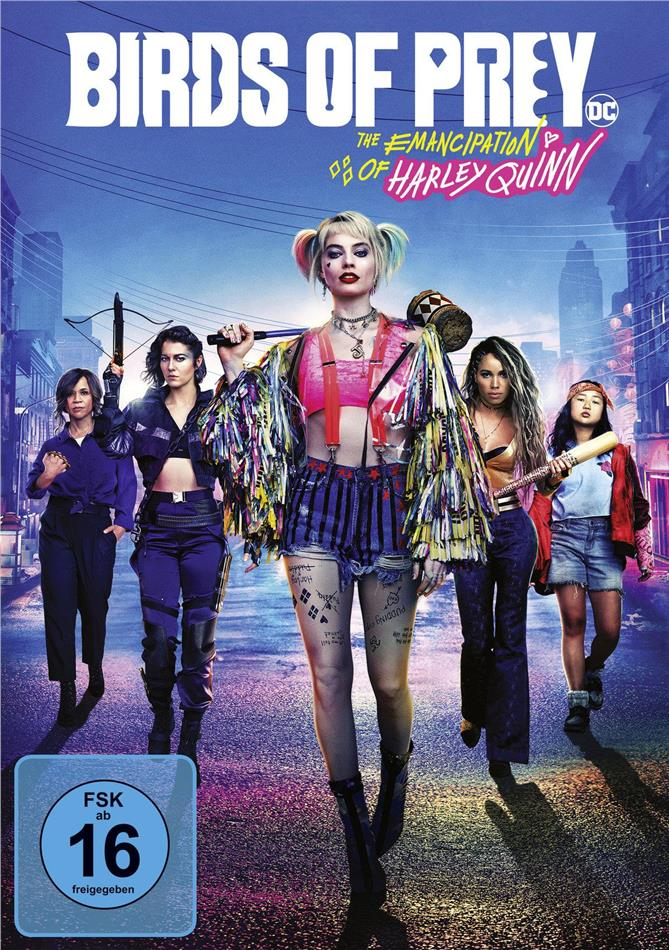 Birds of Prey - The Emancipation of Harley Quinn (2020)