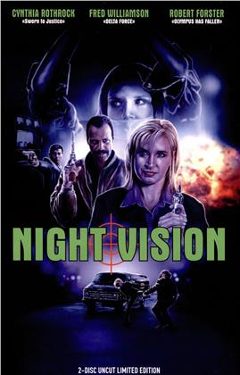 Night Vision (1997) (Grosse Hartbox, Limited Edition, Blu-ray + DVD)