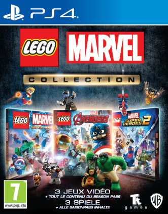 Lego Marvel Collection (German Edition)