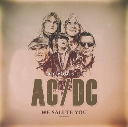 AC/DC - Roots Of / We Salute You / Unauthorized (Colored, LP)