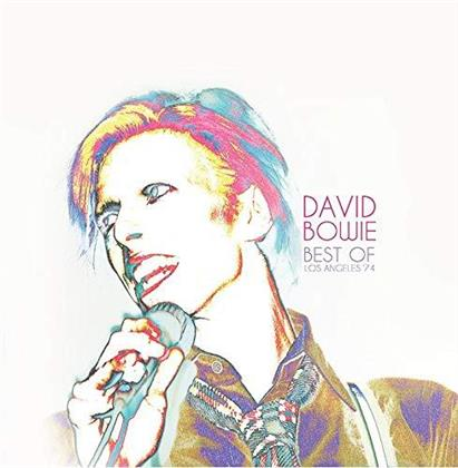 "David Bowie - Best Of Los Angeles 74 (12"" Maxi)"