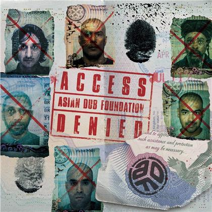 Asian Dub Foundation - Access Denied (2 LPs)