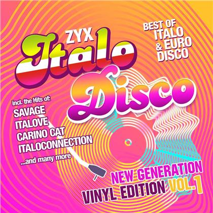 ZYX Italo Disco New Generation:Vinyl Edition Vol.1 (LP)