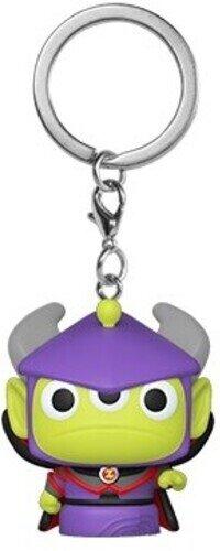 Funko Pop! Keychain: - Pixar- Alien As Zurg