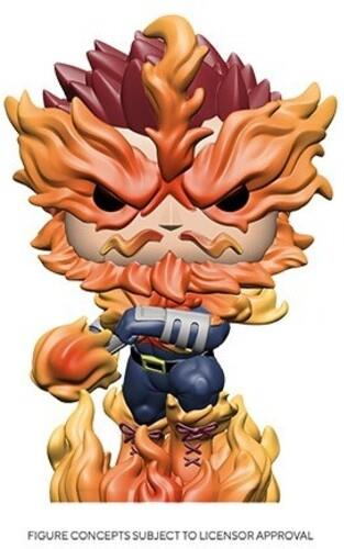 Funko Pop! Animation: - My Hero Academia- Endeavor