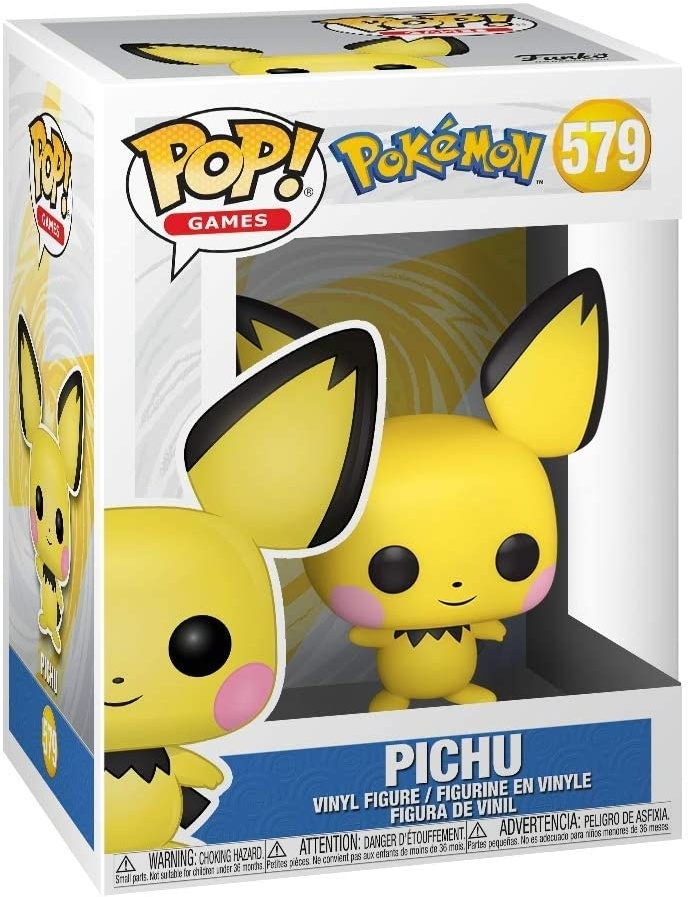 Funko Pop! Games: - Pokemon - Pichu