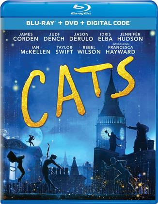 Cats (2019) (Blu-ray + DVD)