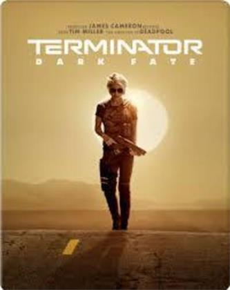 Terminator 6 - Dark Fate (2019) (Limited Edition)