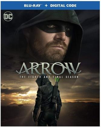 Arrow - Season 8 - The Final Season (3 Blu-rays)