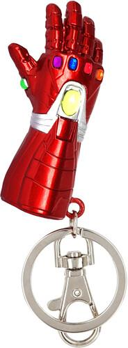 Iron Man Nano Gauntlet Pewter Key Ring