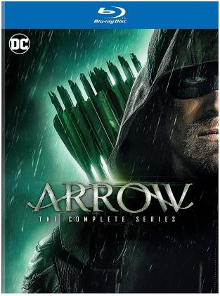 Arrow - The Complete Series (31 Blu-rays)