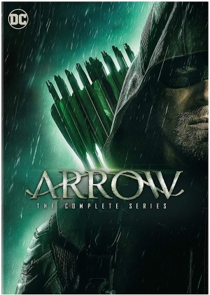 Arrow - The Complete Series (38 DVDs)