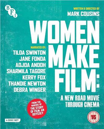 Women Make Film - A New Road Movie Through Cinema (2018) (4 Blu-rays)