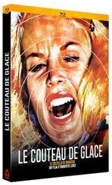 Le couteau de glace (1972) (Blu-ray + DVD)
