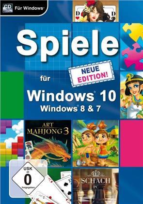 Spiele für Windows 10 Neue Edition