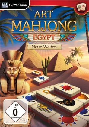 Art Mahjongg Egypt - Neue Welten