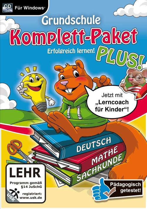 Grundschule Komplettpaket Plus
