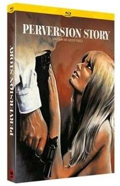 Perversion Story (1969) (Blu-ray + DVD)