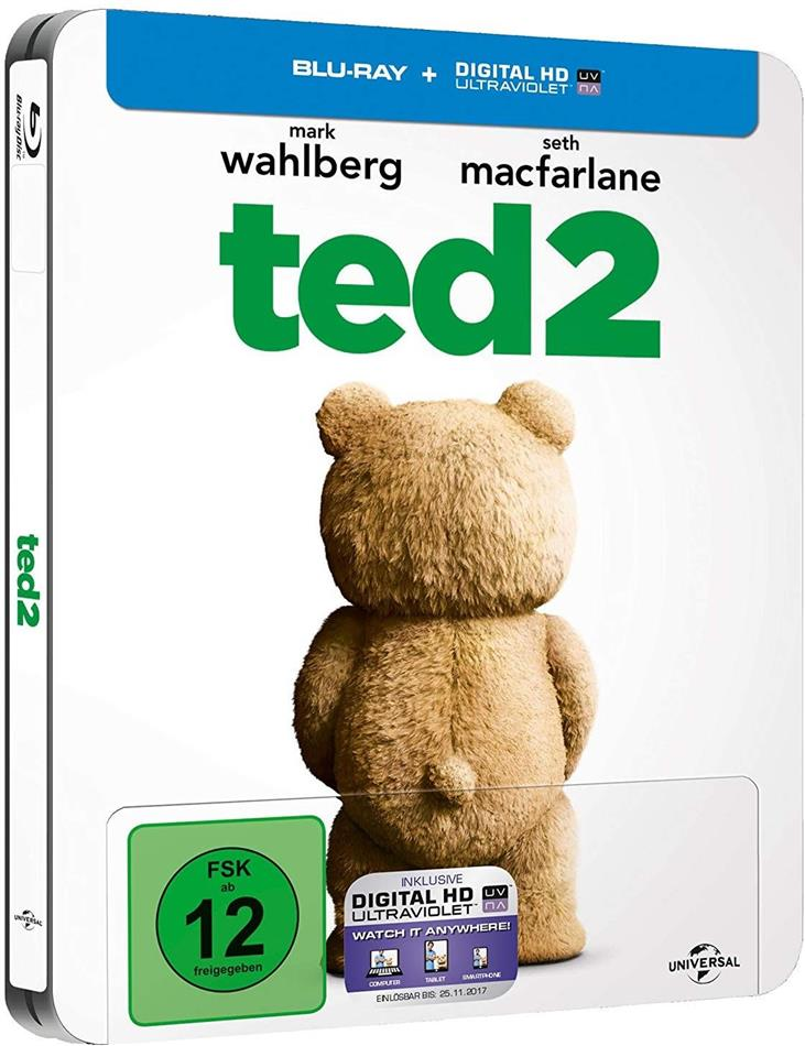 Ted 2 (2015) (Limited Edition, Steelbook)