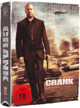 Crank (2006) (Limited Tape Edition, Extended Edition)