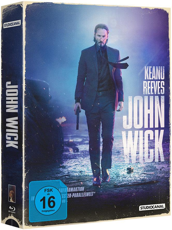 John Wick (2014) (Limited Tape Edition)