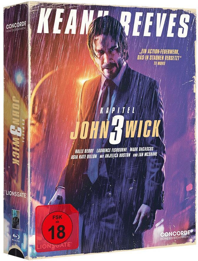 John Wick 3 - Parabellum (2019) (Limited Tape Edition)