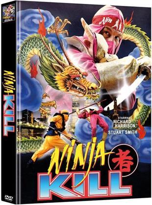 Ninja Kill (1987) (Cover A, Edizione Limitata, Mediabook, 2 DVD)
