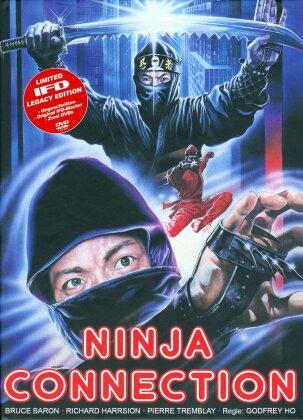 Ninja Connection (1986) (Cover A, Edizione Limitata, Mediabook, 2 DVD)
