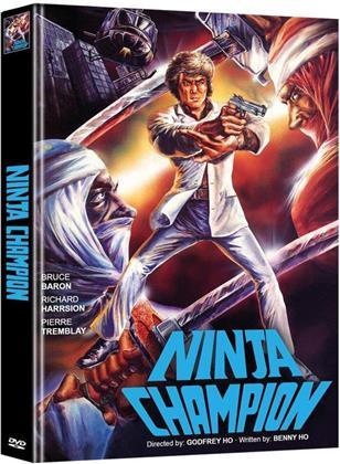 Ninja Champion (1986) (Cover B, Edizione Limitata, Mediabook, 2 DVD)