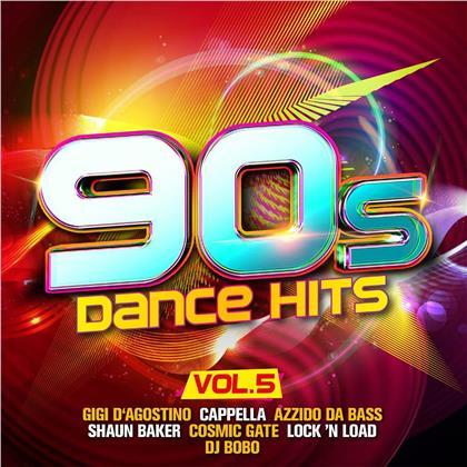 90S Dance Hits Vol. 5 (2 CDs)