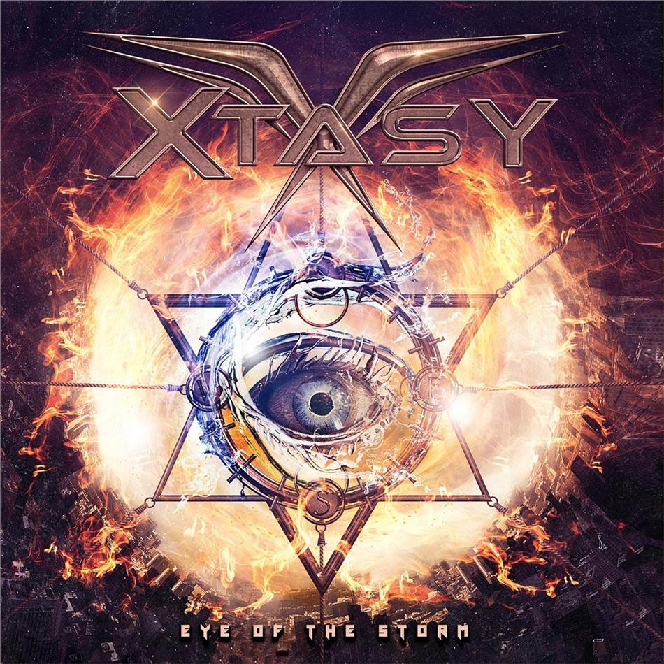 Xtasy - Eye Of The Storm