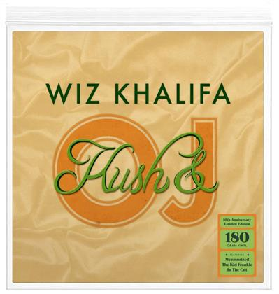 Wiz Khalifa - Kush & Orange Juice (Super Deluxe Edition, 2 LPs)