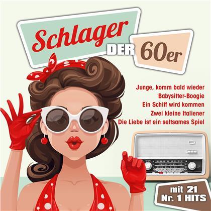 Schlager Der 60er (2 CDs)
